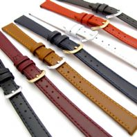 CONDOR Calf Leather Ladies Watch Strap 10mm 12mm 14mm 124R